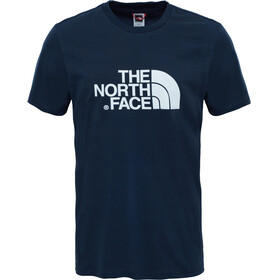 The North Face M's Easy S/S Tee Urban Navy/TNF White